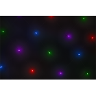 Nordichome NORDIC HOME multicolor LED garland, 120 x 150 cm, 18 LED LGT-126