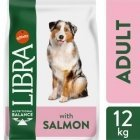 LIBRA DOG salmon feed for dogs with salmon 12kg