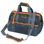 """Tool bag 18 """"/ 457mm with 8 outer pockets, textile 17103 Truper"""