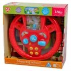 PLAYGO INFANT & TODDLER Toy steering wheel 18 months +, 2456/2455
