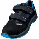 Work sandals Uvex 2 Trend 69368 S1, size 45. PU sole, composite finger protection