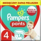 Pampers Pants Boy/Girl 4 176 pc(s)