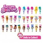 BLOSSOMS doll with accessories, assorted, 6054562/6056417