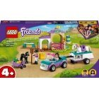 LEGO Friends 41441 - Riding coaching and trailer