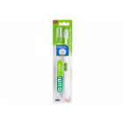 GUM® toothbrush Activital SONIC vibrating, with battery, replaceable head.