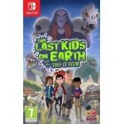 The Last Kids on Earth and the Staff of Doom game, Switch