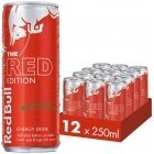 Red Bull Red Edition energy drink, 250 ml, 12-pack