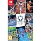 Olympic Games Tokyo 2020: The Official Video Game, Switch