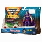 Spin Master MONSTER JAM vehicle 1:64 Die Cast with figurine, assorted, 6055108