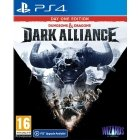 Dungeons & Dragons: Dark Alliance - Day One Edition game, PS4