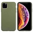 Apple iPhone 11 Pro Max Bambootek Cover By Muvit Moss