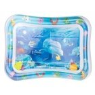 RoGer Inflatable Mini Baby Carpet with dolphin 62x45cm