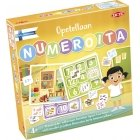 Tactic Let's learn numbers board game
