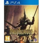 Blasphemous - Deluxe Edition Game, PS4