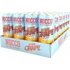 NOCCO BCAA Golden Grape Del Sol energy drink, 330 ml, 24-pack