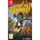 Destroy All Humans! -Game, Switch