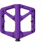 Crankbrothers Pedal Stamp 1 Large pedals, purple