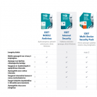 Eset Internet security, New electronic licence, 1 year(s), License quantity 5 user(s)