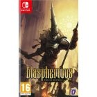 Blasphemous - Deluxe Edition Game, Switch