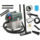 Vacuum cleaner Construction vacuum cleaner DEDRA DED6604, 1400W with automatic filter shaking