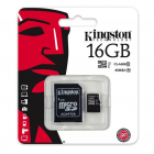 Kingston 16GB MicroSDHC Class10 mälukaart