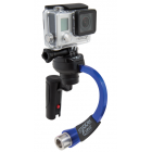Steadicam Curve Steadycam for GoPro blue