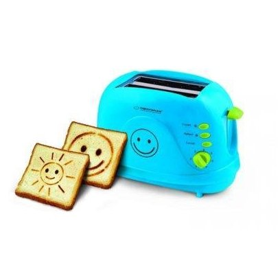 Esperanza Smiley EKT003B (750W / blue)