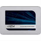 Crucial MX500 500 GB, SSD interface M.2, Write speed 510 MB/s