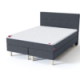 Continental bed BLUE 140x200