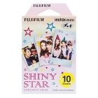 Fujifilm Instax Mini Color Film Instant Film Shiny Star 10 shots
