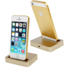 Lightning Dockingstation - iPhone 5 / 5S, iPhone 5C, iPod Touch 5G - Gold