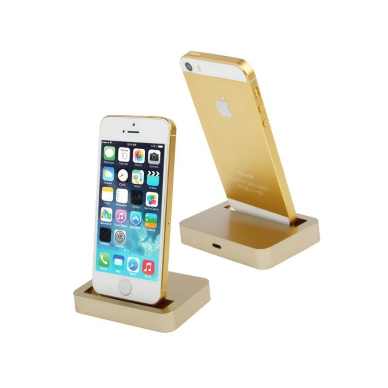 Lightning Dockingstation - iPhone 5 / 5S, iPhone 5C, iPod Touch 5G ...