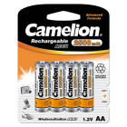 Camelion Rechargeable Batteries Ni-MH AA (R06)