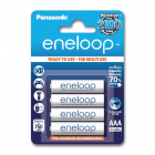Eneloop Rechargeable Battery 4x AAA BK-4MCCE-4BE