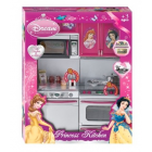 Hannah fridge with barbie