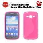 Telone Back Case S-Case silicone case Samsung S7272 S7275 Galaxy Ace 3 Pink