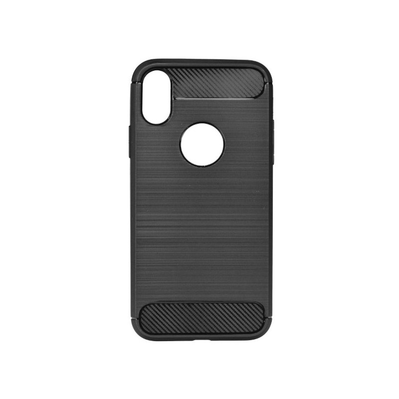 ... TakeMe CARBON effect TPU super thin back cover case for Xiaomi Pocophone F1 Black ...