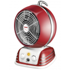 Unold soojapuhur 86203 Fan Heater Classic Red
