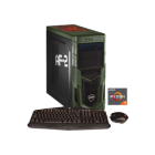 Hyrican Military 5994 Gaming PC AMD Ryzen 7-2700X 16GB 500GB SSD + 1TB GTX 10 ...