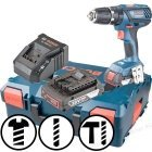 Bosch GSB 18-2-Li Plus Professional Battery Impact Drill