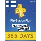 PlayStation Network Card (PSN) 365 Days (Finland)