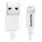ADATA Sync and Charging Cable, USB A, Lightning, 1 m