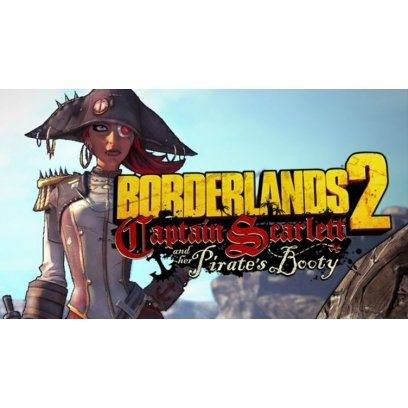 Borderlands 2: Captain Scarlett and her Pirate's Booty (MAC) DLC