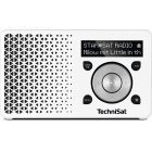 TechniSat DIGITRADIO 1 DAB + FM digital radio white-silver