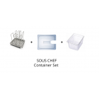 La Vague Sous Chef Sous Vide Container Set