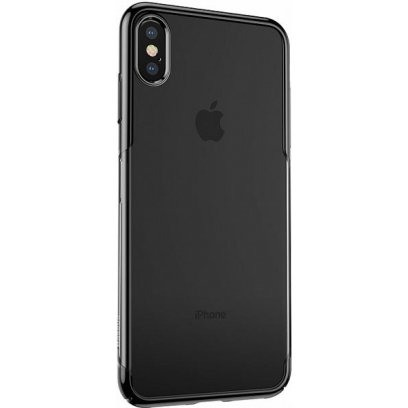finest selection c0dd2 94928 Baseus 016482 case (for iPhone X, for iPhone XS transparent)