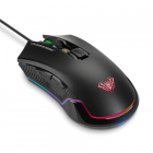 Aula Wireed, Mouse, No, Nomad, Pixart A3050, No, 125/250/500