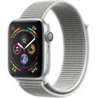 Apple Watch Series 4 GPS Aluminum Silver Shell, Sportloop, MU6C2FD / A, 44mm