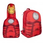 Avengers backpack with hood 41 cm