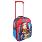 Avengers wheeled trolley backpack 41 cm